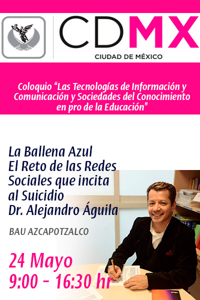 Coloquio de tecnologias de informacion 24 de mayo