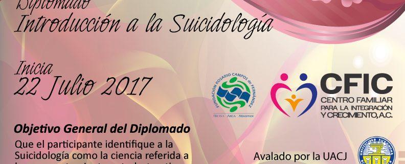Diplomado introduccion a la suicidologia sede cd. juarez