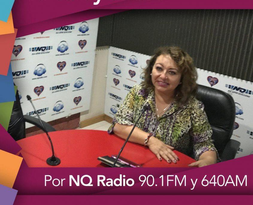 Alejandro Aguila en entrevista con Rocio Tello