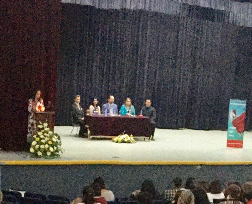 Entrevistas en el congreso nacional de tanatologia