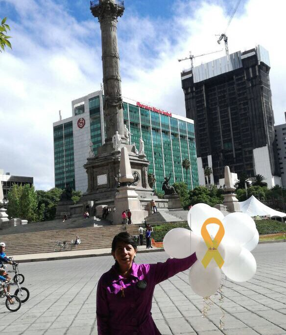 día mundial de prevencion del suicidio ciudad de mexico