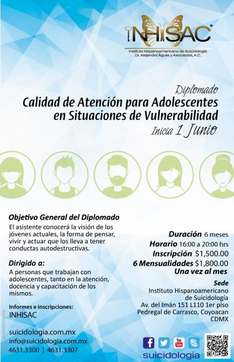 Diplomado Calidad de Atencion cdmx 1junio